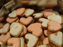 Heart Cookies!