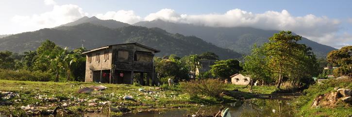 Trujillo au nord du Honduras