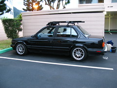 1988 BMW 325 (geoffp516) Tags: canon hawaii european euro bmw 325 e30 g9 canong9