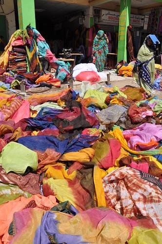 Colourful mulafas