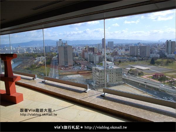 【via關西冬遊記】大阪歷史博物館~探索大阪古城歷史風情8