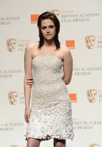 Kristen Stewart at BAFTA Awards, London
