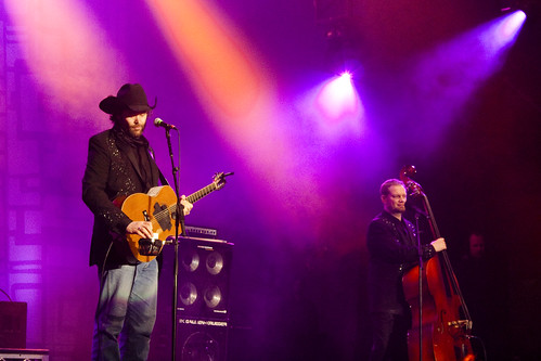 Corb Lund at LiveCity Yaletown