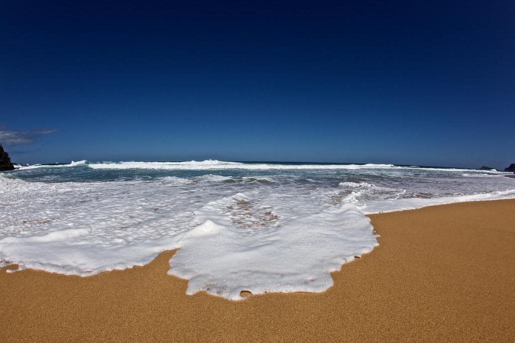 45/365: Secret Beach