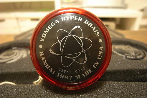 Hyper Brain : Hyper Yo-Yo