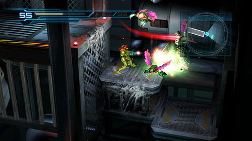Metroid The Other M