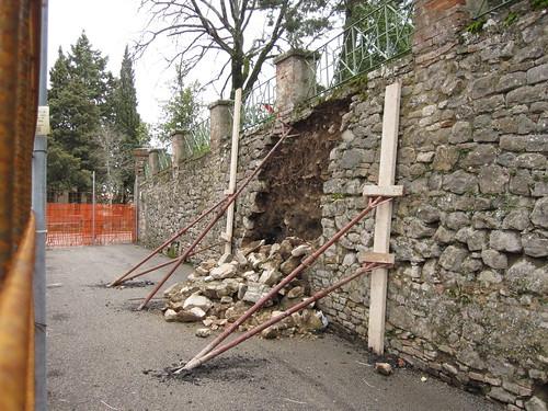 San Venanzo Wall 001