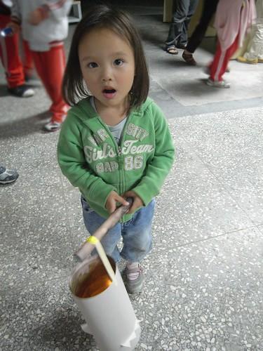 katharine娃娃 拍攝的 15提燈籠逛大街。