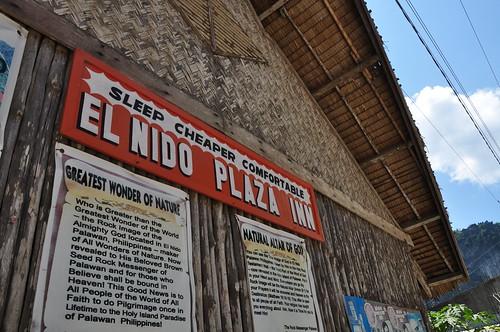 El Nido Plaza Inn - Palawan Philippines