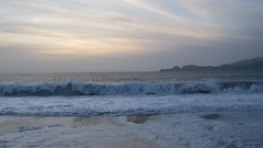 Baker Beach (Florian Wagner) Tags: sanfrancisco sundown bakerbeach