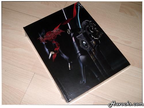 Guide Bayonetta - Collector - 01