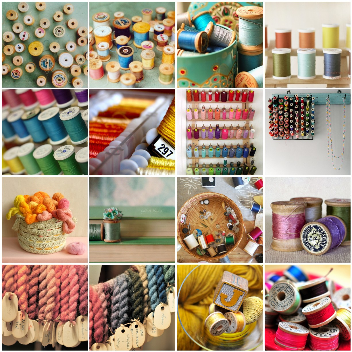 a thing about thread