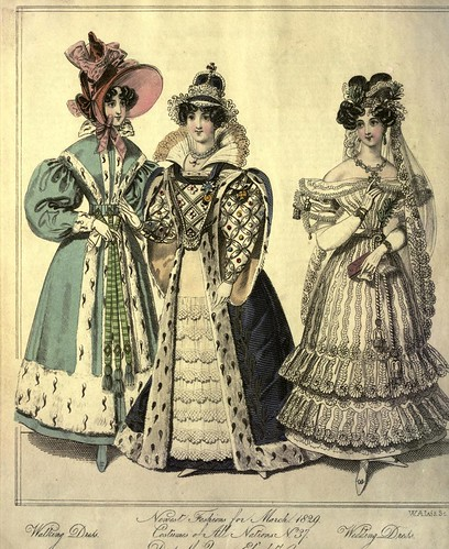 004-The World of fashion and continental feuilletons 1829