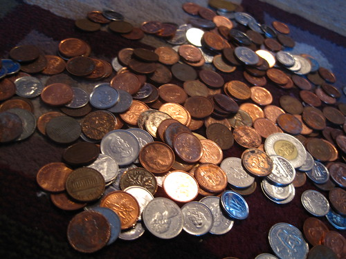 A Year's Worth of Coins