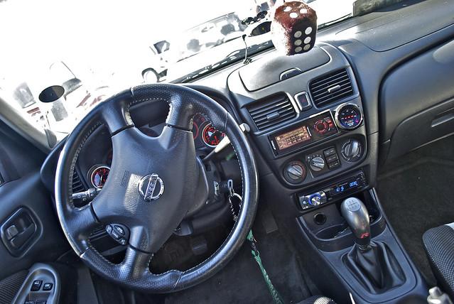 smokeyV  03 Nitrous SpecV  New York  AllSentracom  The Nissan