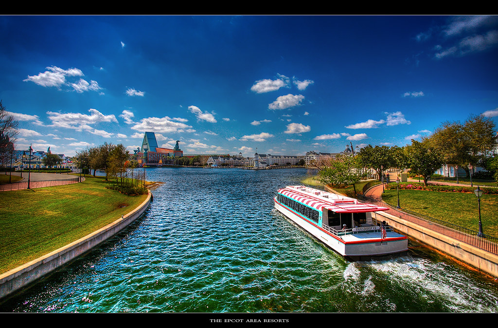 The EPCOT Area Resorts
