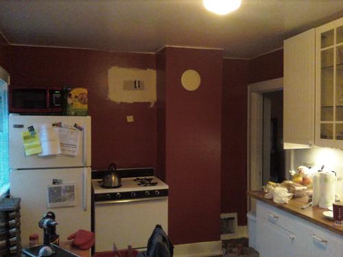 Microwave Hood: Step 6