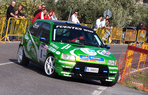 XXVI Subida Vicar -Renault Clio Williams F2000