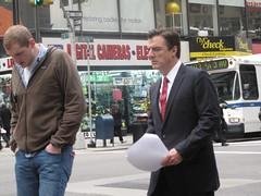 "On the Set - Episode ""Boom"" (Det.Logan) Tags: chris noth"