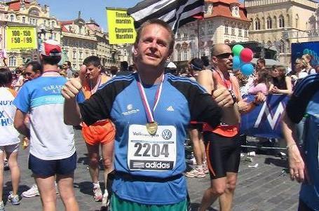 Pražský maraton očima debutanta