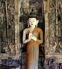 Shit-thaung Paya, Mrauk-U, Myanmar (ArnisD) Tags: monument statue temple pagoda image buddha burma stupa buddhist ruin buddhism idol myanmar paya mrauku arakan rakhiang