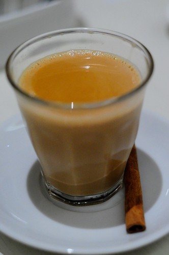 Hot Masala Chai @ The Muthu's Flavours