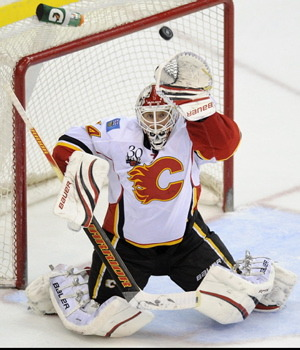 Flames Capitals Hockey