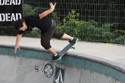 Carlos Andrade - Backside lip