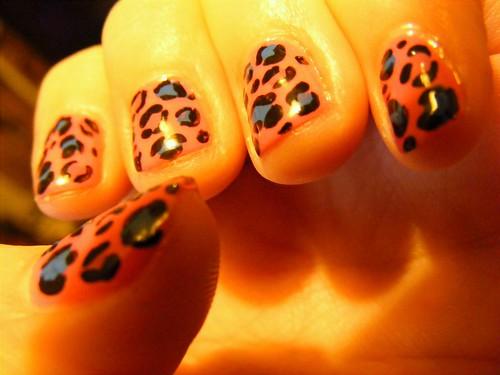 Minxed nails by WAH
