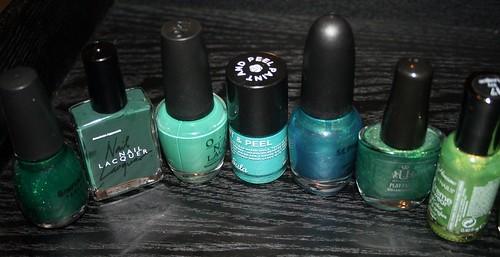 greens one