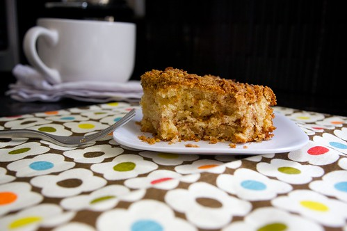 coffee cake meets coffee