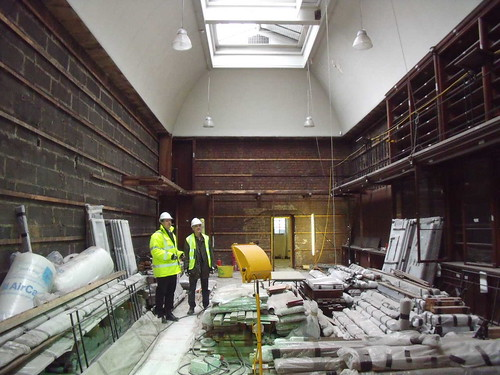 The Dismantled Library