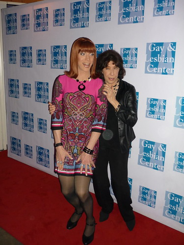 Lily Tomlin and Coco Peru by you.