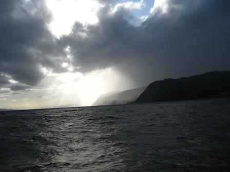 trondheim fjord