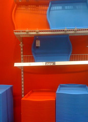 IKEA hops on to the red & aqua train