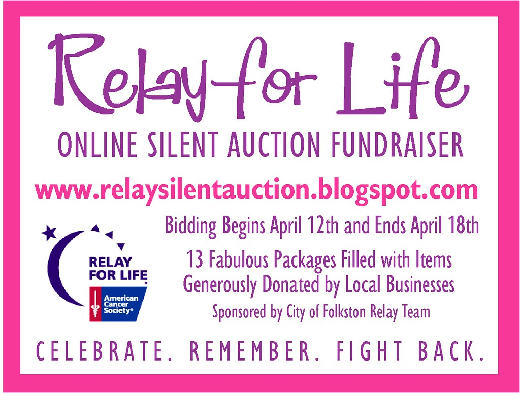 relay auction ad