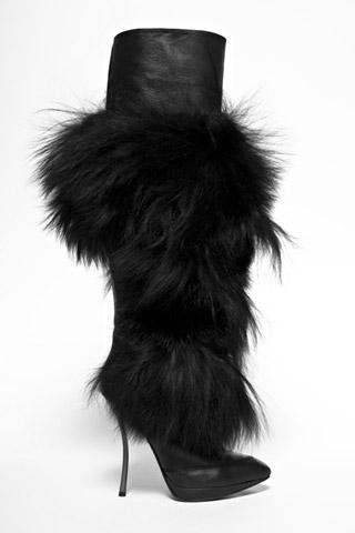 lanvin fox