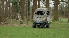 Mobile Hide (Edgar Thissen) Tags: nature netherlands movie video wildlife deer hide 7d roedeer ree edgarthissen tonden hennievanheerden mobilehide
