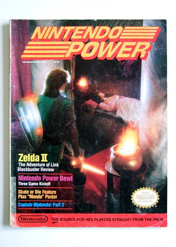 Nintendo Power magazine (Jan/Feb 1989)