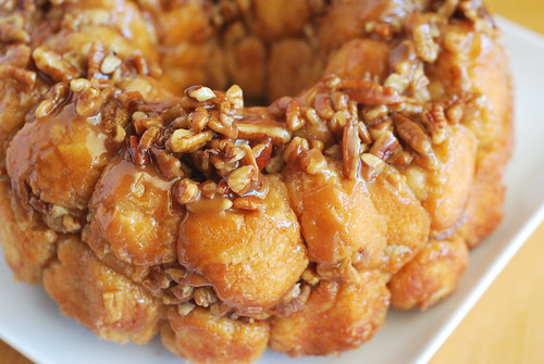 ... would be making monkey bread and make monkey bread i did i ve had