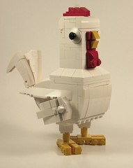 Chicken Walker (MacLane) Tags: