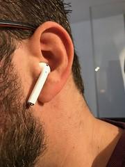 AirPods (u_wassmann) Tags: ear ohr airpods apple