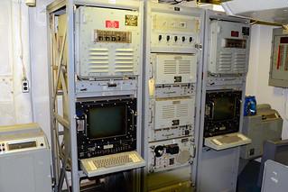USS Iowa: 1980s Commo Gear