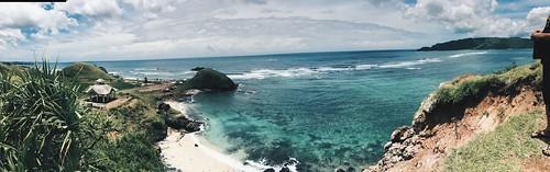 Seger Beach, Lombok.
