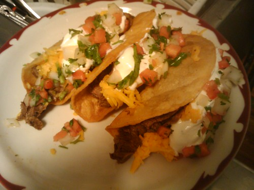 Food Pr0n - Carne Asada Tacos