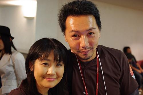 Nao さんと wokamoto さん