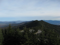 around Mount Mitchell Photo