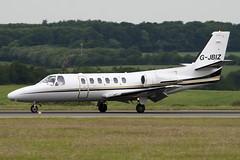 G-JBIZ - 550-0073 - Private - Cessna 550 Citation II - Luton - 090617 - Steven Gray - IMG_4413