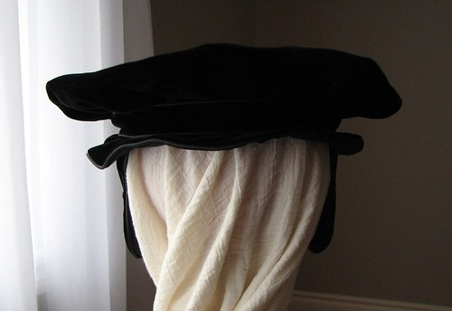2009-10-28 Calvin hat 007
