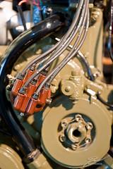 30-Cylinder Tank Engine Distributor Cap